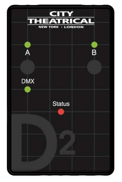 SHoW DMX D2 Dimmer