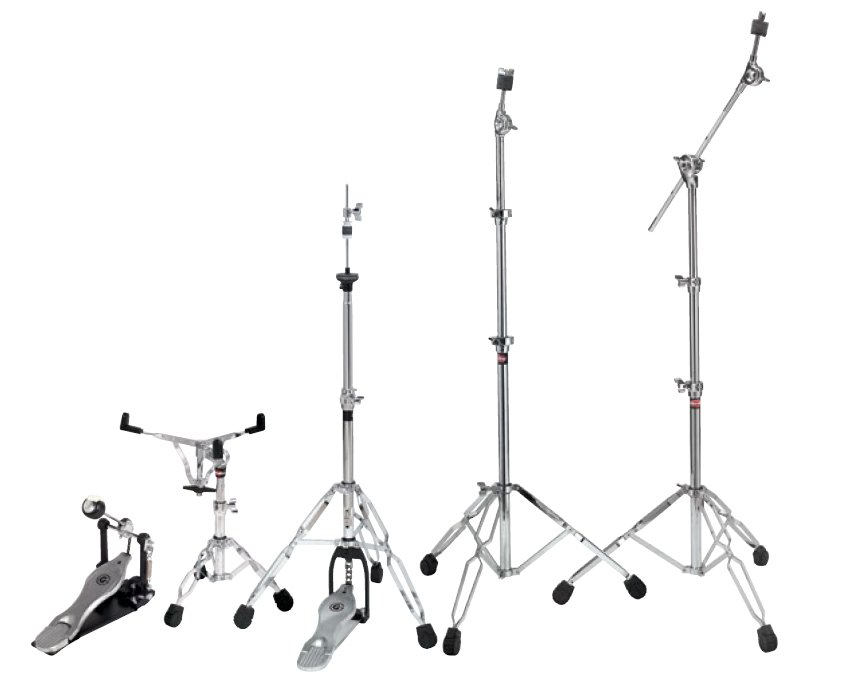 5700 Series Hardware Pack with Single Bass Drum Pedal