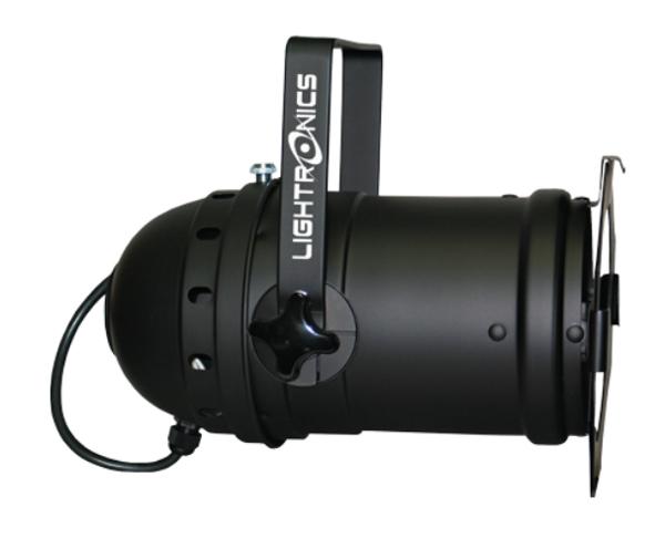 Lightronics Inc. PAR64-BU Par 64 Fixture in Black with No Lamp PAR64-BU