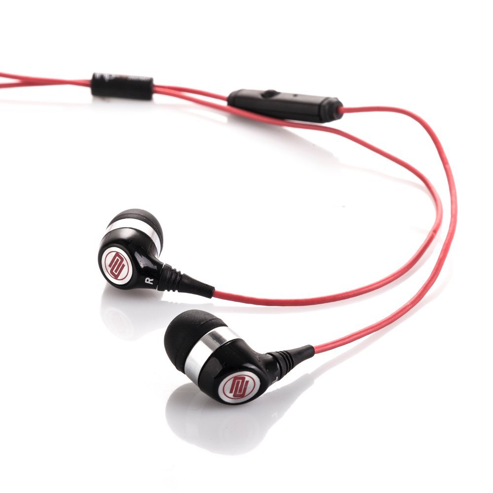 Ear Buds in Red