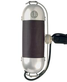 Figure-Eight Ribbon Studio Microphone