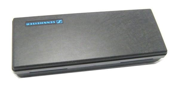 Black Sennheiser Microphone Case