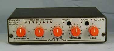 Really Nice Leveling Amp
