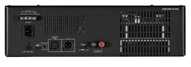 480-Watt 70V Commercial PA Amplifier