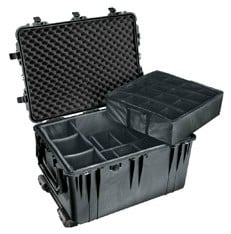 Case with Padded Dividers