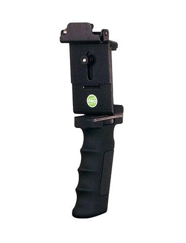 SmartGrip mobile TelePrompTer Mount for Smartphones, DSLRs, Consumer Cameras, etc.