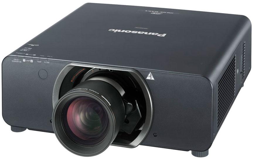 Professional WXGA 3D 3DLP Projector, 11,000 Lumens (No Lens)