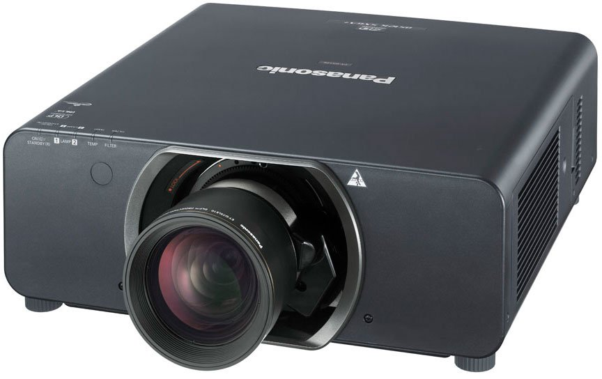 Professional SXGA+ 3D 3DLP Projector, 12,000 Lumens (No Lens Included)