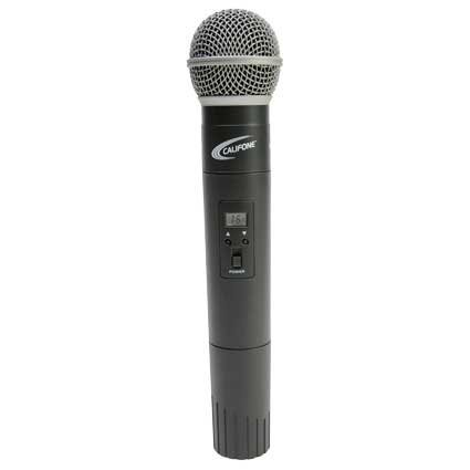 Handheld Microphone Transmitter
