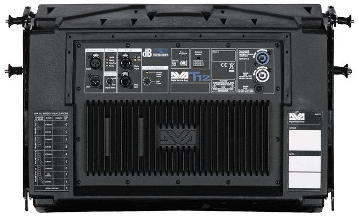 """12"""" 350W 3-Way Active Line Array Speaker"""