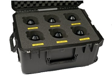 6-in-1 PL-Mount Lens Case