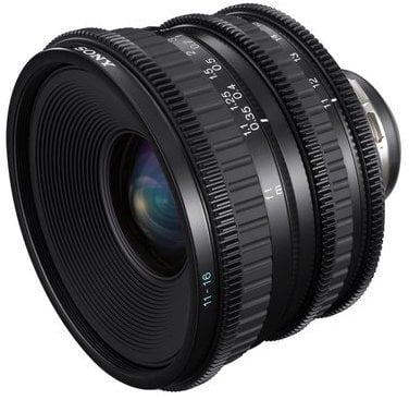 1.5x Wide Angle PL Mount Zoom Lens for PMW-F3