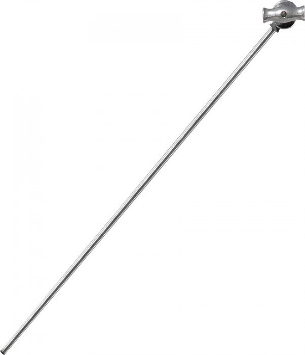 """40"""" Extension Grip Arm with Big Handle in Silver Finish"""