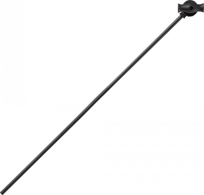 "40"" Extension Grip Arm with Big Handle in Black Finish"