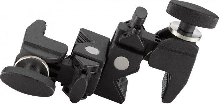 Black Double Convi Clamp