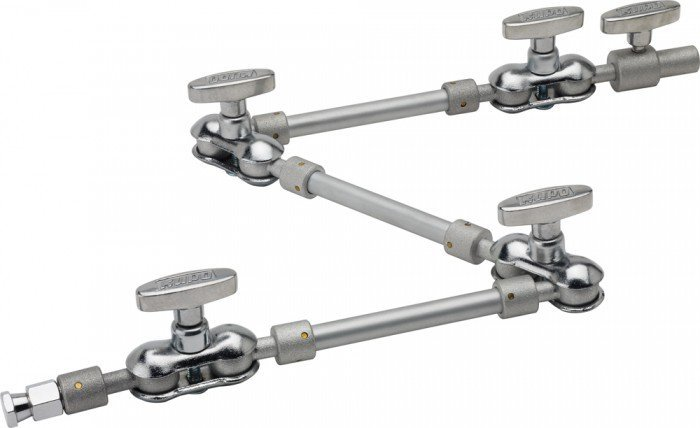 Articulated Arm with Baby Stud