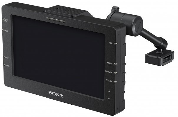 7-inch Full HD Color LCD Viewfinder/Monitor