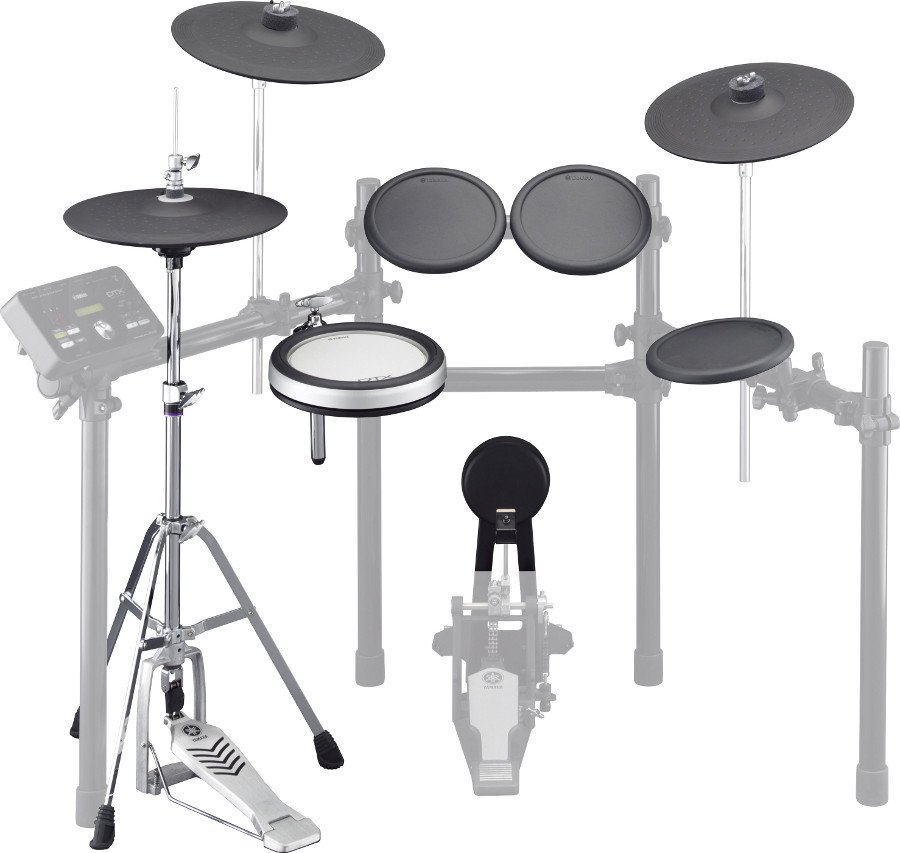 Drum/Cymbal Set for DTX532