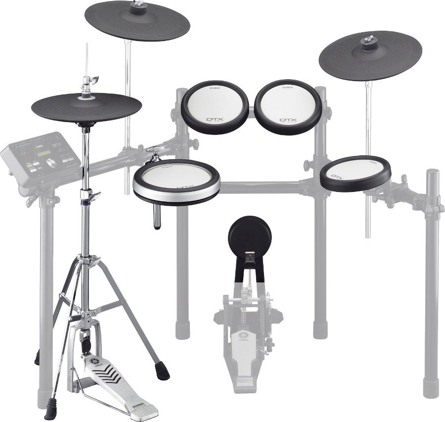 Drum/Cymbal Set for DTX562