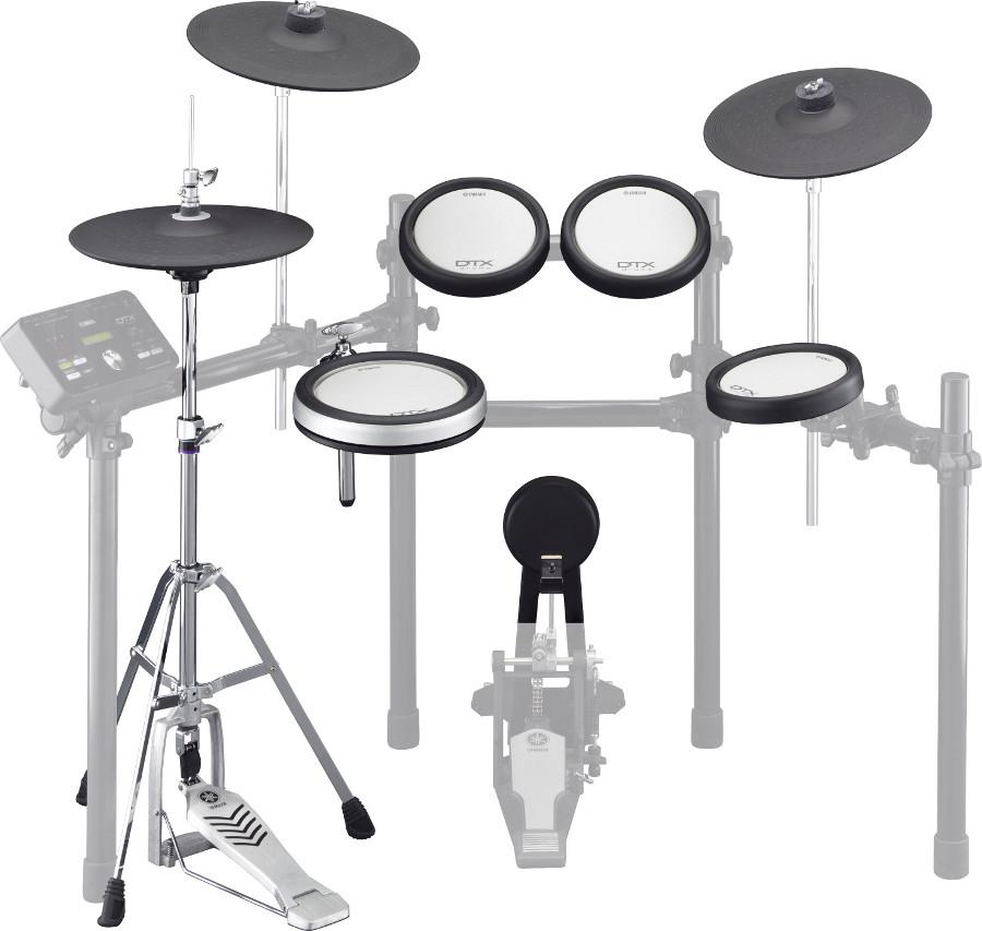Yamaha DTP562 Drum/Cymbal Set for DTX562 DTP562