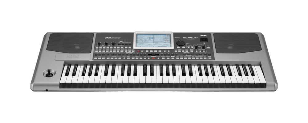 61-Key Arranger Keyboard with USB