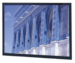 "72.5"" x 116"" Da-Snap 16:10 Rear Projection Screen"