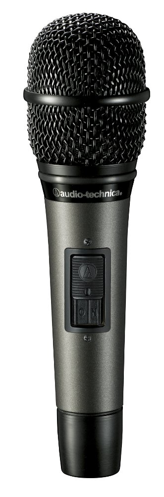 Audio-Technica ATM610a/S Hypercardioid Dynamic Handheld Microphone with Switch ATM610A/S