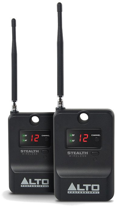 Two Additional Stealth Wireless Receivers