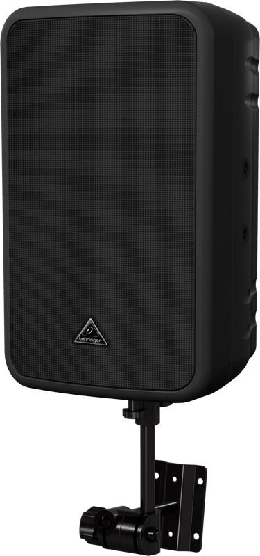 80-Watt Active Speaker in White