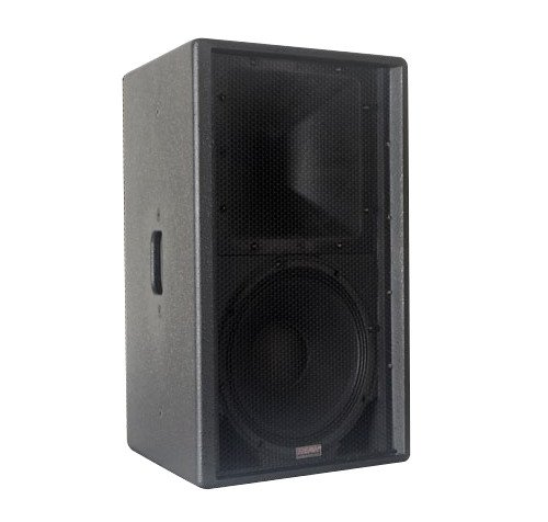 "15"" 2-Way Passive Speaker in Black"