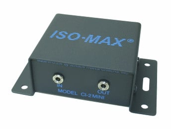 2-Channel PC Audio Ground Isolator