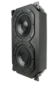 """2x10"""" In-Wall Subwoofer"""