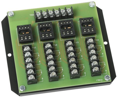 4-Socket Modular Relay Pack by Atlas Sound