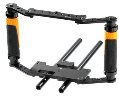 BlackFly Cinema Camera Handheld Rig