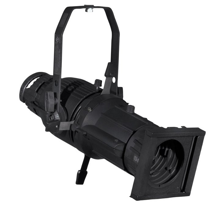 750 Watt 19° Phoenix Ellipsoidal in Silver