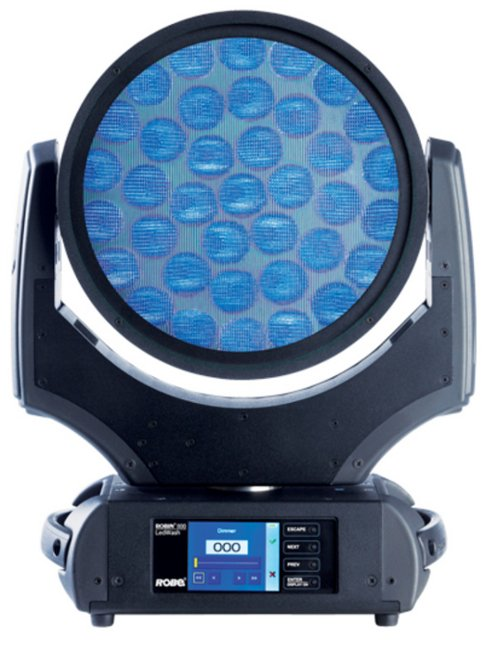 LED Moving Head Wash Fixture