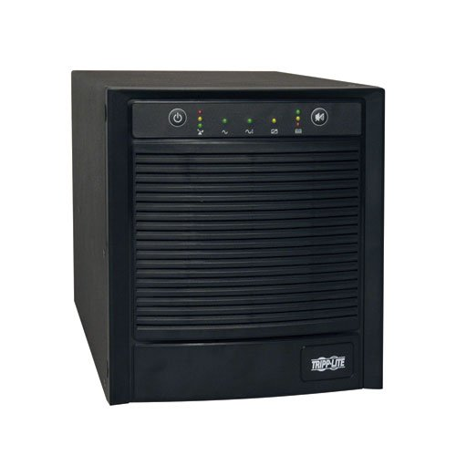 SmartPro 3000 VA Line-Interactive 120V Sine Wave Tower UPS System with 7 Output Receptacles
