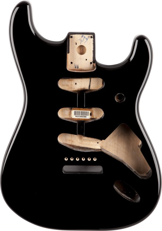 Charming Ibanez Rg Wiring Thick Ibanez Wiring Flat Dimarzio Switch Security Diagram Youthful One Humbucker One Volume BlueSolar Panel Wiring Fender Stratocaster Body Black SSS Alder Electric Guitar Body With ..