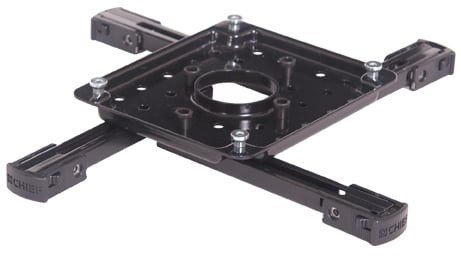 Custom RPA Interface Bracket for Projector