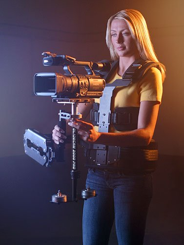 Smooth Shooter Camera Stabilization System for Glidecam 2000 Pro or 4000 Pro