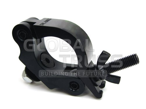 "2"" Narrow Professional Wrap-Around Clamp in Black"