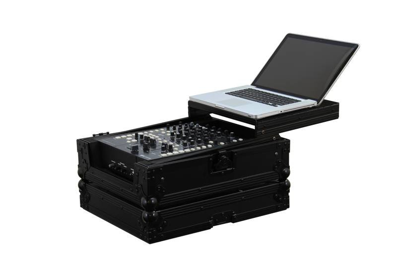 Flight Zone Black Label Glide Style Case for Rane Sixty Eight DJ Mixer