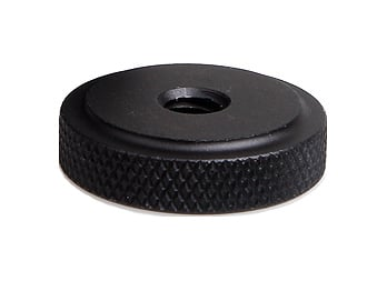 "Black 1/4""-20 Locking Nut by WindTech"