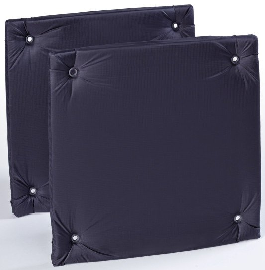 "1 Pair of 24"" x 24"" Black Multi-Zorber Panels"