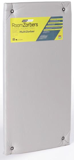 """24"""" x 48"""" Silver Multi-Zorber Panel"""