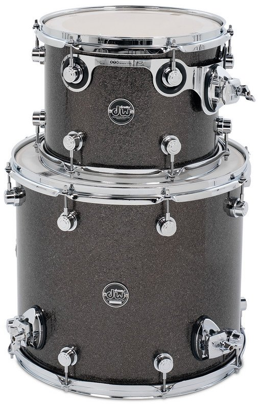 "Performance Series 2G Tom Pack in FinishPly Finish: 8""x12"", 14""x14"" Toms"