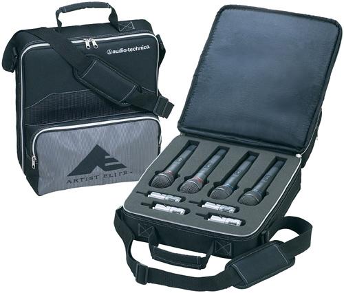 Transmitter Bag,4HH 4Bodypacks, Artist elite