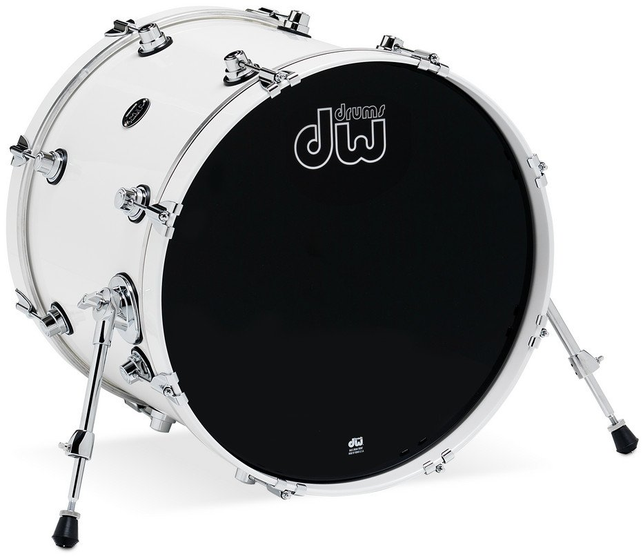 "DW DRPL1418KK 14"" x 18"" Performance Series Bass Drum in Lacquer Finish DRPL1418KK"