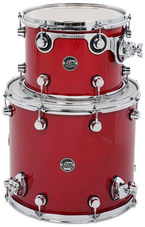 """Performance Series HVX Tom Pack 2G in Lacquer Finish: 8""""x12"""", 14""""x14"""""""