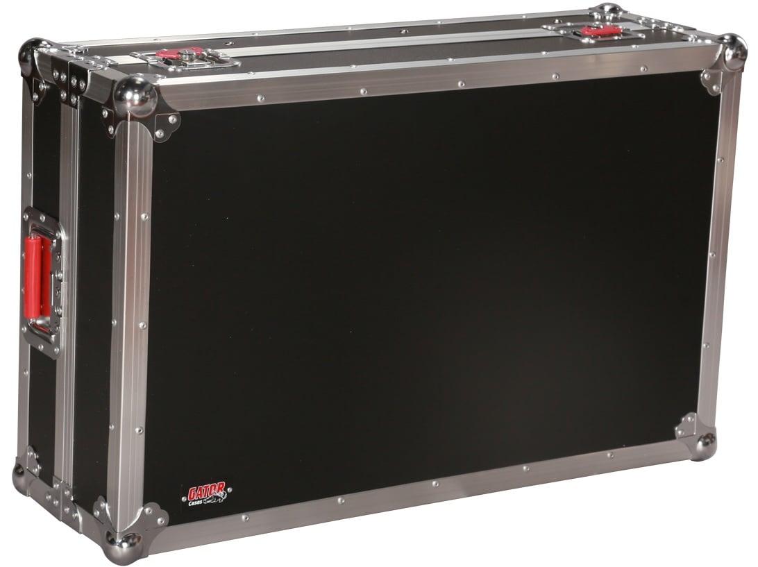 ATA Tour Style 10U Slant Top Mixer Case with Fixed Rail